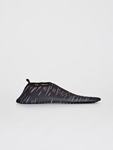 Çok Renkli Kadın Deniz Ayakkabısı