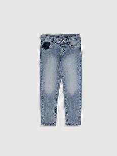 Erkek Çocuk Skinny Jean Pantolon
