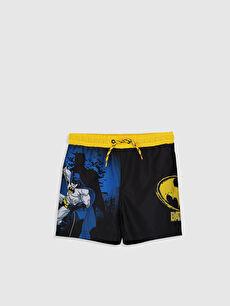 Бързосъхнещи плувни шорти  за момче