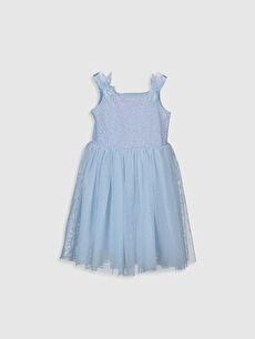 Kız Çocuk Tül Elbise