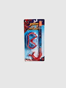 Erkek Çocuk Spiderman Şnorkel Set