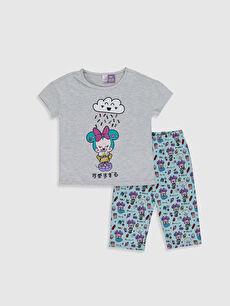 Gri Pijama Takım