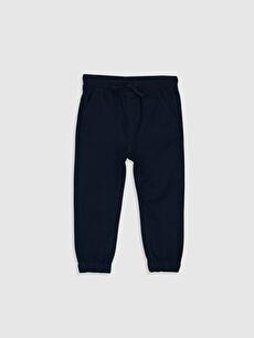 Basic Erkek Bebek Jogger Pantolon