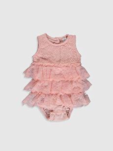 Kız Bebek Çıtçıtlı Body