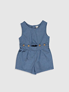 Baby Girl's Jumpsuit