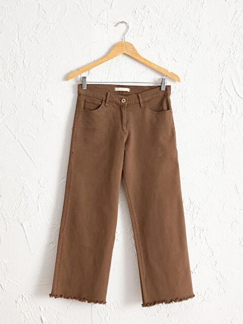 Allday Bilek Boy Kısa Paça Pantolon - Markalar