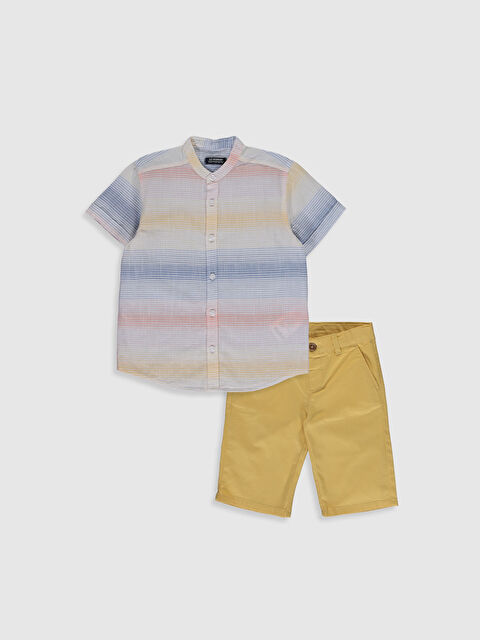 Erkek Çocuk Gömlek ve Roller - LC WAIKIKI