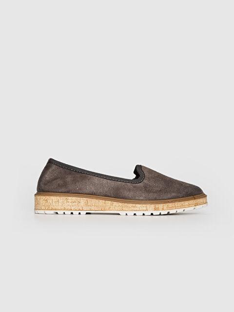 Kadın Süet Klasik Ayakkabı - LC WAIKIKI