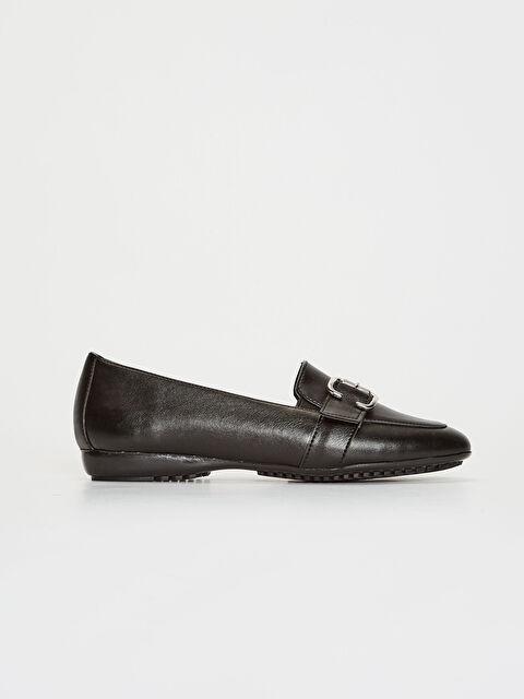 Kadın Toka Detaylı Klasik Şık Ayakkabı - LC WAIKIKI