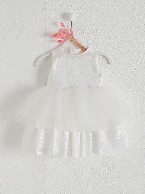 Daisy Girl Kız Bebek Abiye Elbise - Markalar