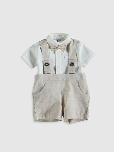 Luggi Baby Pamuklu Takım 2'li - Markalar