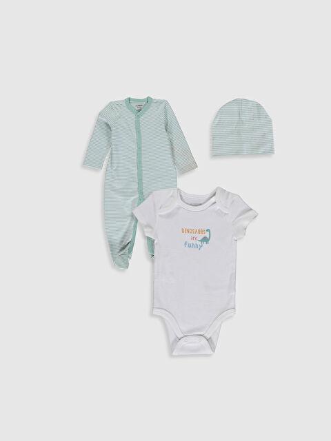 Erkek Bebek Takım 3'lü - LC WAIKIKI