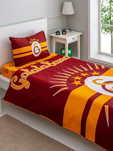 Galatasaray Lisanslı Çocuk Nevresim Takımı - LCW HOME