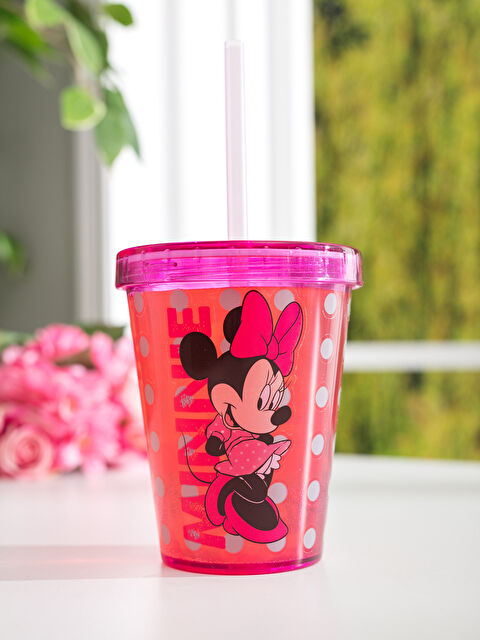 Minnie Mouse Pipetli Bardak - LCW HOME