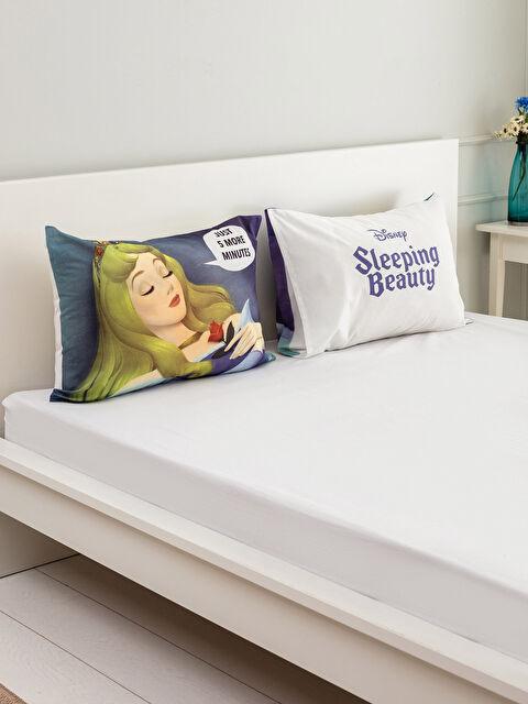 Uyuyan Güzel Lisanslı Yastık Kılıfı 2'li - LCW HOME