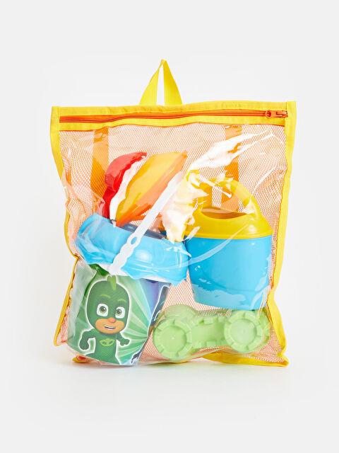 Erkek Çocuk Pj Mask Plaj Oyuncak Seti - LC WAIKIKI