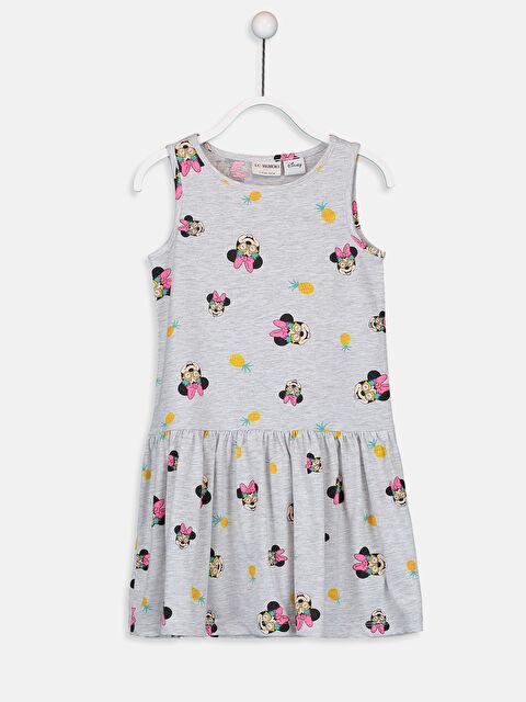 Kız Çocuk Minnie Mouse Elbise - LC WAIKIKI