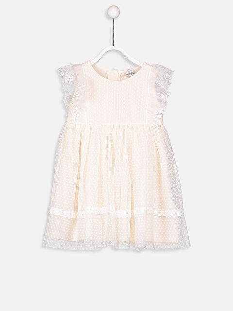 Kız Bebek Tül Elbise - LC WAIKIKI