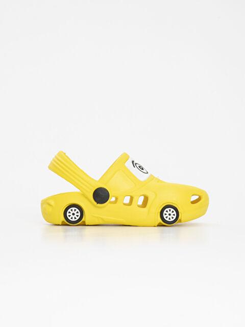 Erkek Bebek Desenli Sandalet - LC WAIKIKI