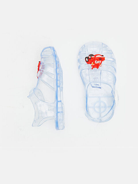 Erkek Bebek Şeffaf Sandalet - LC WAIKIKI