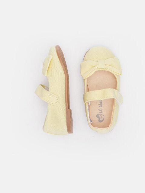 Kız Bebek Babet Ayakkabı - LC WAIKIKI