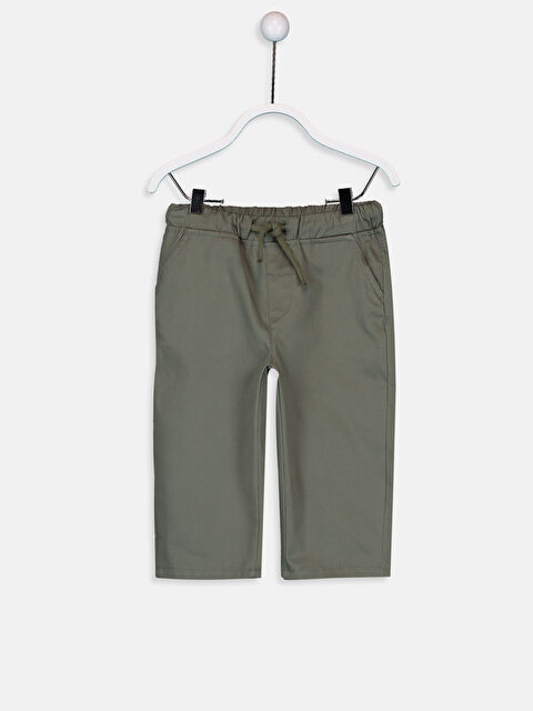 Erkek Bebek İnce Gabardin Pantolon - LC WAIKIKI