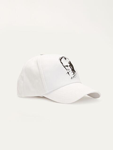 Atatürk Baskılı Şapka - LC WAIKIKI