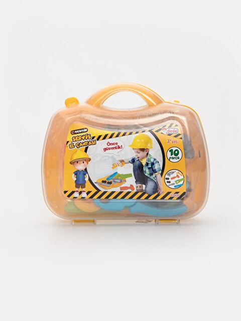 Erkek Çocuk Oyuncak Servis El Çantası 10'lu - LC WAIKIKI