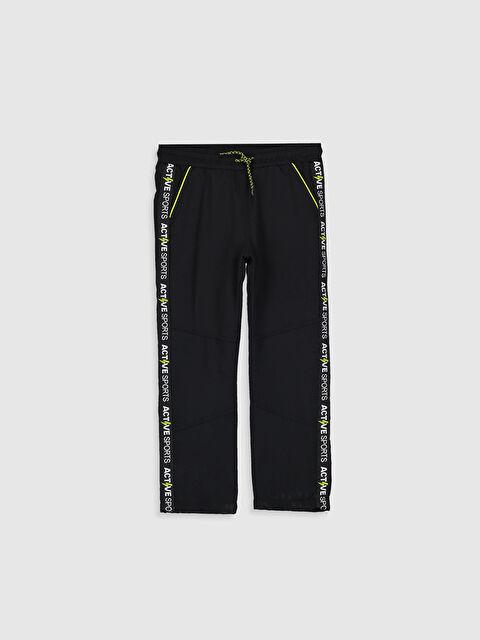 Erkek Çocuk Beli Lastikli Pantolon - LC WAIKIKI
