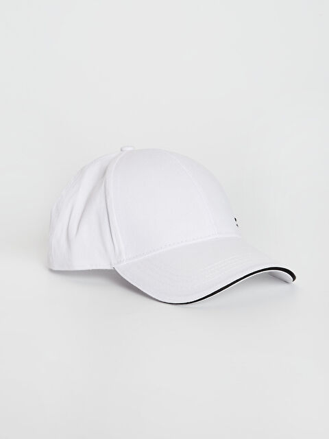 Nakış Detaylı Pamuklu Şapka - LC WAIKIKI