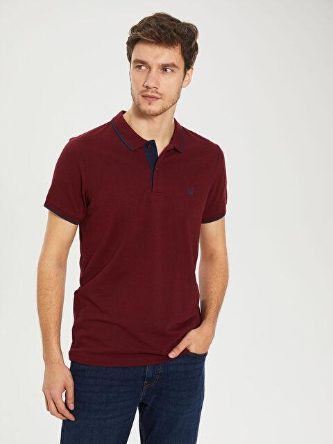 Polo Yaka Basic Tişört - LC WAIKIKI
