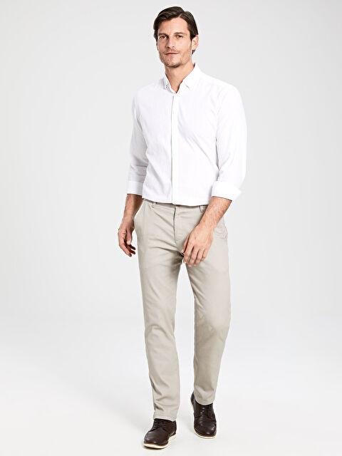 Slim Fit Chino Pantolon - LC WAIKIKI