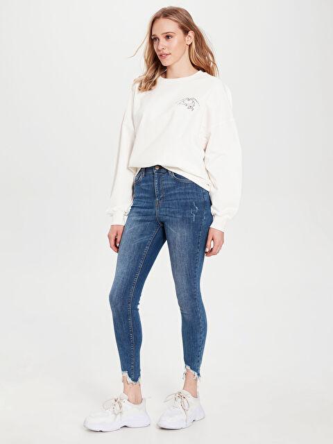 Yüksek Bel Süper Skinny Jean Pantolon - LC WAIKIKI