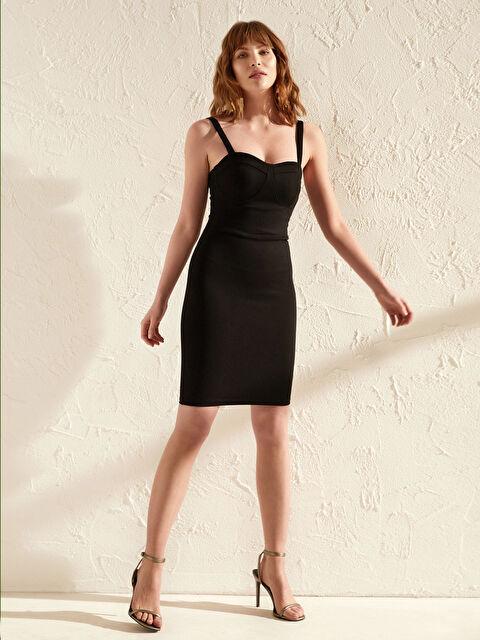 Платье с утягивающим эффектом - LC WAIKIKI