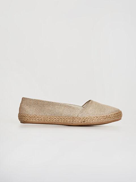 Kadın Espadril Babet Ayakkabı - LC WAIKIKI