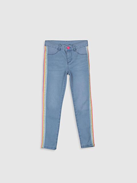Kız Çocuk Skinny Jean Pantolon - LC WAIKIKI