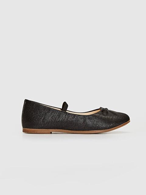 Kız Çocuk 25-30 Numara Babet Ayakkabı - LC WAIKIKI