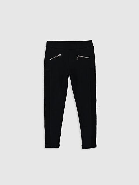 Kız Çocuk Uzun Tayt Pantolon - LC WAIKIKI