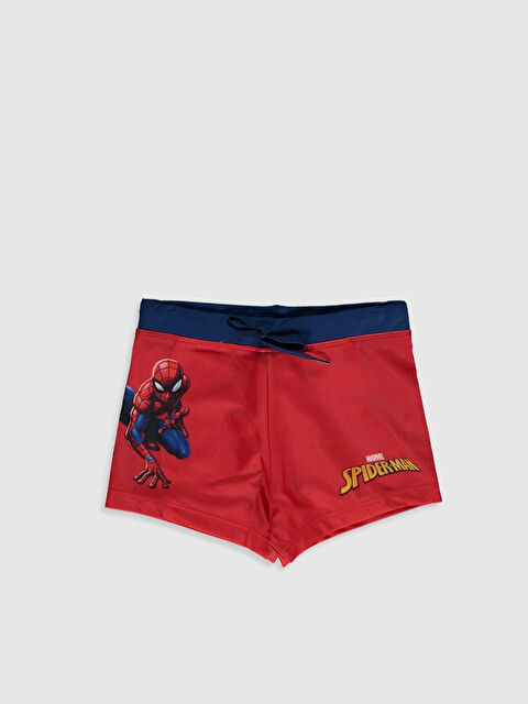 Erkek Çocuk Spiderman Boxer Mayo - LC WAIKIKI