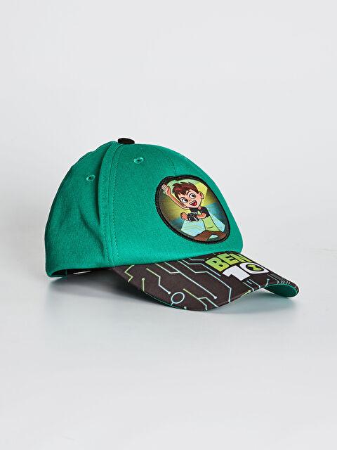 Erkek Çocuk Ben10 Lisanslı Şapka - LC WAIKIKI