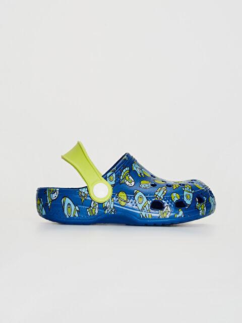 Erkek Çocuk Baskılı Sandalet - LC WAIKIKI