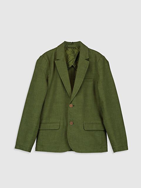 Erkek Çocuk Blazer Ceket - LC WAIKIKI