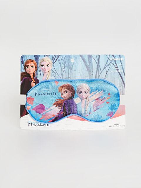Kız Çocuk Frozen Lisanslı Uyku Maskesi - LC WAIKIKI