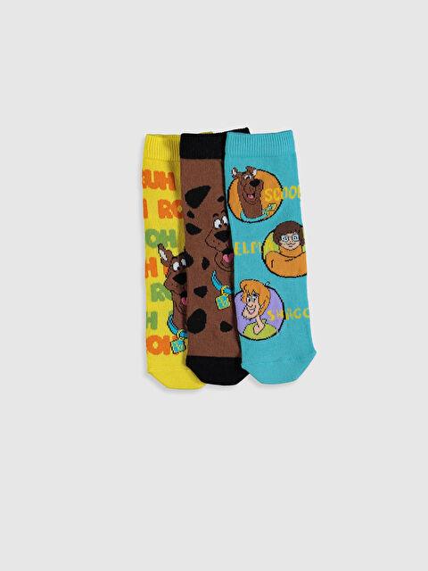 Erkek Çocuk Soket Çorap 3'lü - LC WAIKIKI