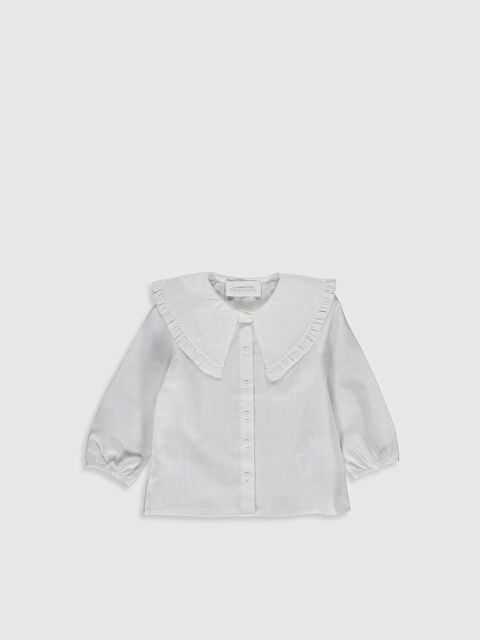 Kız Bebek Gömlek - LC WAIKIKI
