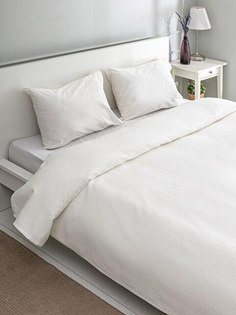 Çift Kişilik Buldan Yatak Örtüsü - LCW HOME