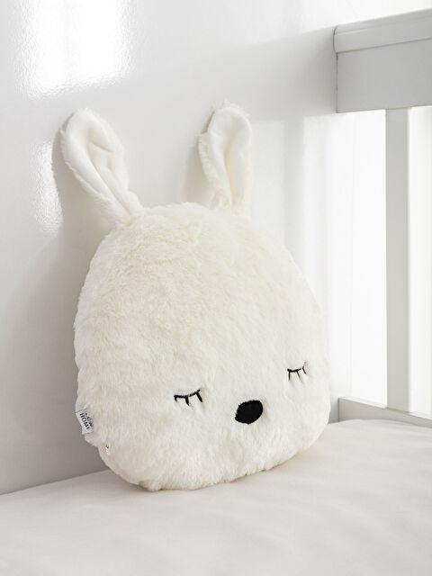 Peluş Tavşan Kırlent - LCW HOME