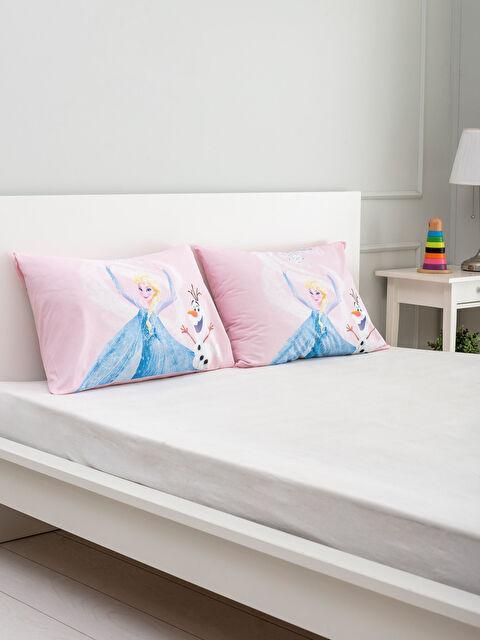 Frozen Lisanslı Yastık Kılıfı 2'li - LCW HOME