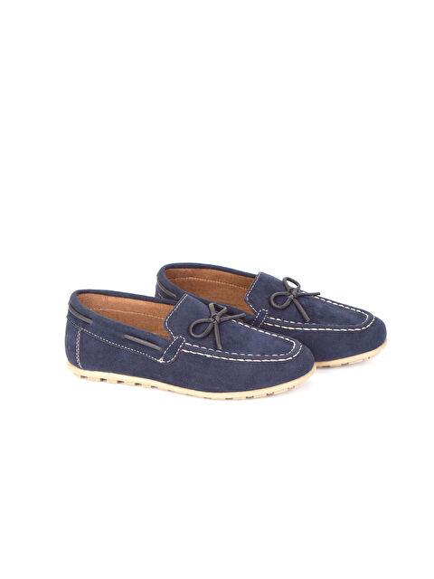 Süet Görünümlü Loafer Ayakkabı - LC WAIKIKI