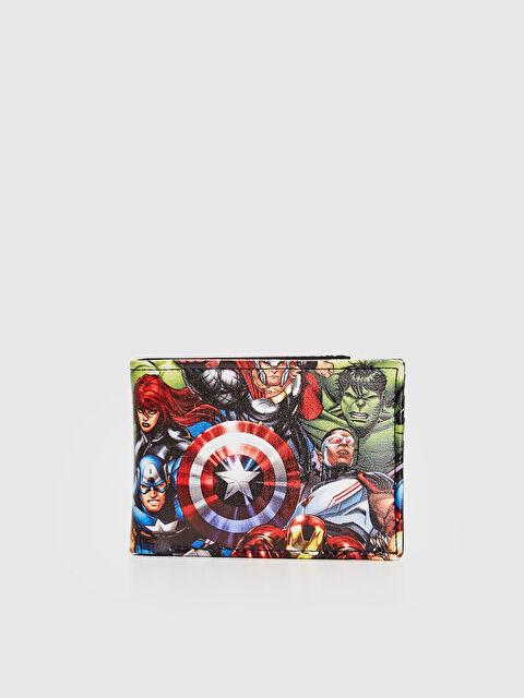 Erkek Çocuk Avengers Baskılı Cüzdan - LC WAIKIKI
